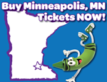 Buy Minneapolis, MN Tickets NOW!