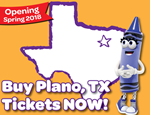 Buy Plano, TX Tickets NOW!