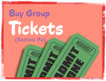 Buy Group Tickets for Easton, PA
